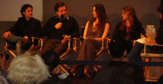 'Please Give' cast chats at the Apple Store SoHo