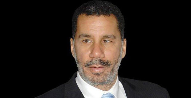 Governor David Paterson