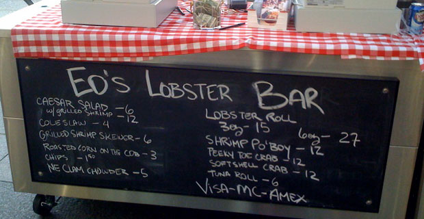 Ed's Lobster Bar at World Financial Center