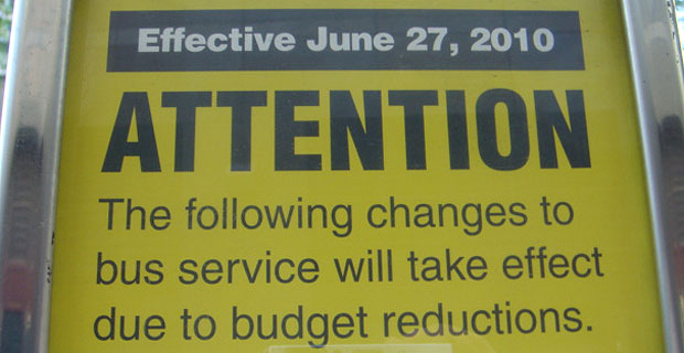 Bus and Subway changes are in effect for Battery Park City