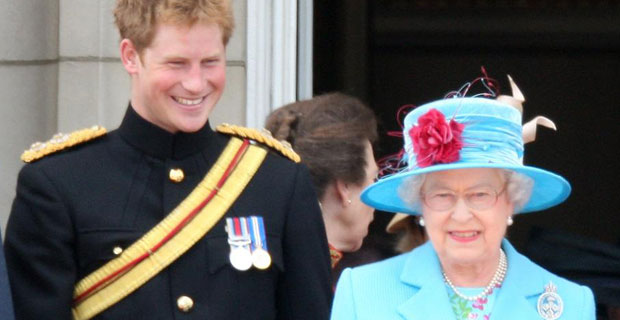 Prince Harry and Queen Elizabeth Visit New York