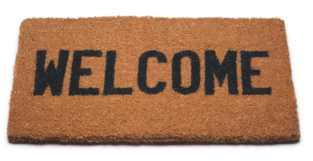 We're putting out the welcome mat for the community on BatteryParkCity.com