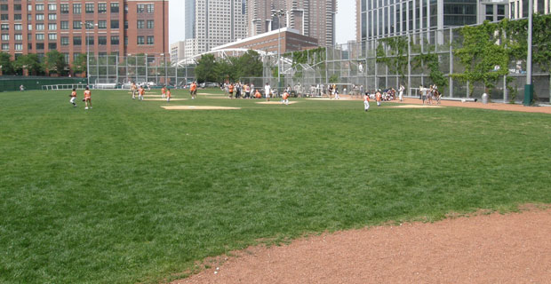 Battery Park City Ball Field Schedule