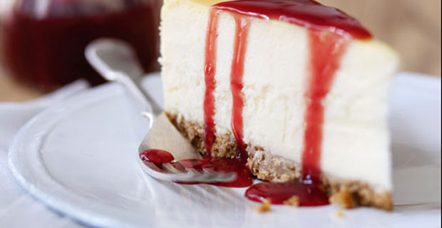 Battery Park city restaurants serving cheesecake