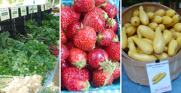 Battery Park City Greenmarket Thursdays at 225 Liberty Street