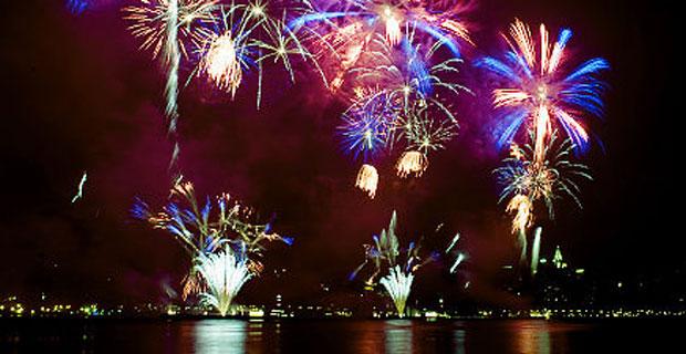 Battery Park City Fourth of July Fireworks