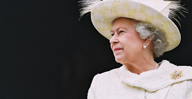 Queen Elizabeth visits Lower Manhattan
