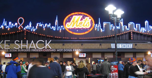 Blue Smoke and Shake Shack coming to Battery Park City!