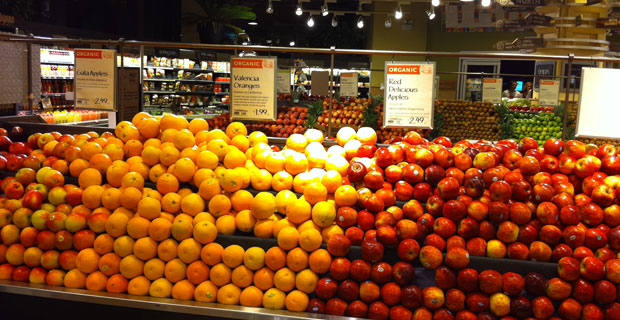 Tribeca Whole Foods in Battery Park City
