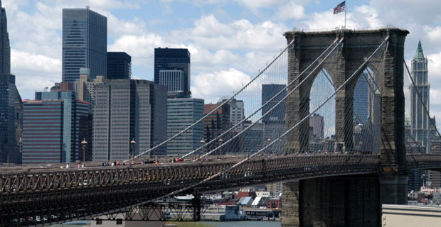 Brooklyn Bridge closings will affect downtown commuting for 4 years.