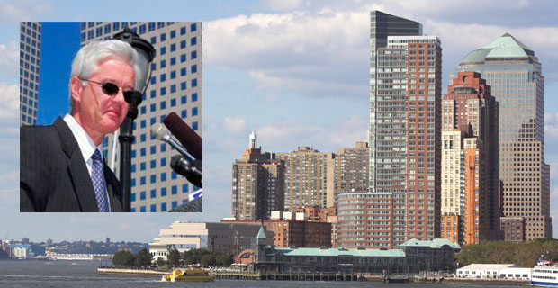 James Cavanaugh Resigns from the Battery Park City Authority