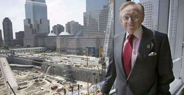 Larry Silverstein, World Trade Center, Port Authority New York and New Jersey