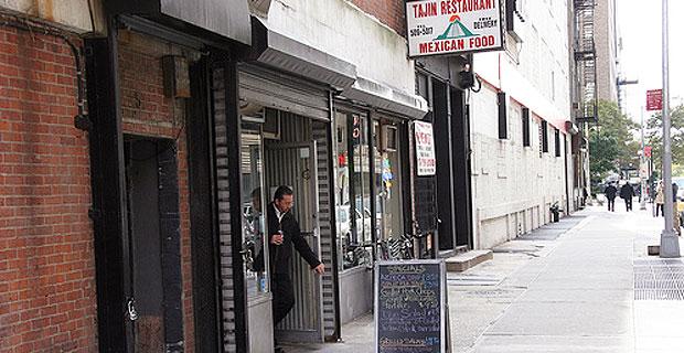 Tajin Restaurant 85 Greenwich
