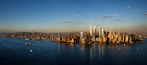New Downtown Skyline by Day (Courtesy: Silverstein Properties)
