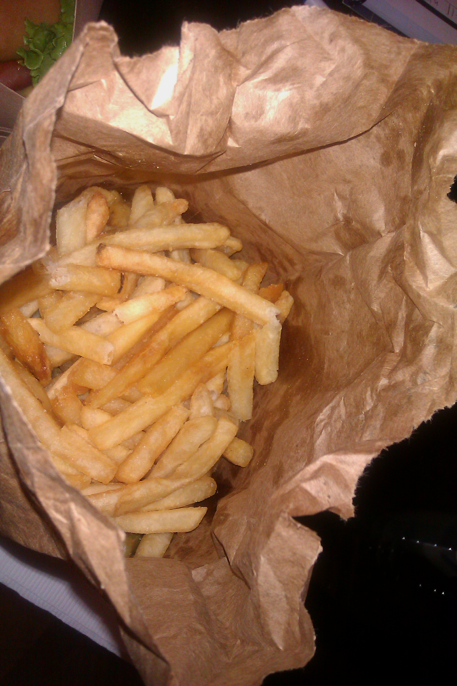 pj clarkes fries