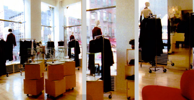 Lower Manhattan gears up for Fashion's Night Out