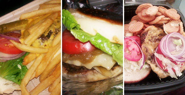 Best Battery Park City Burgers