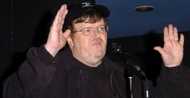 Michael Moore Helps to Raise $50K for Park51