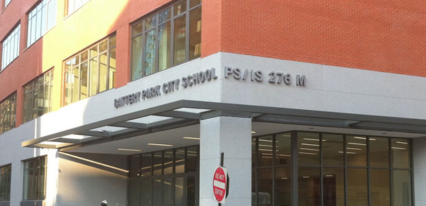 New building for P.S./I.S. 276 Students at 55 Battery Place
