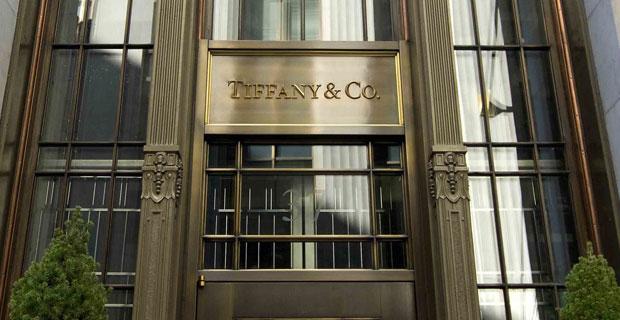 Tiffany & Co on Wall Street