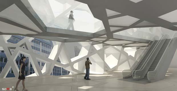 park 51 rendering