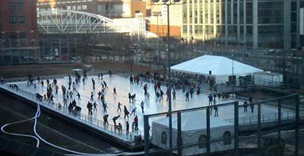 Battery Park City Ice Rink